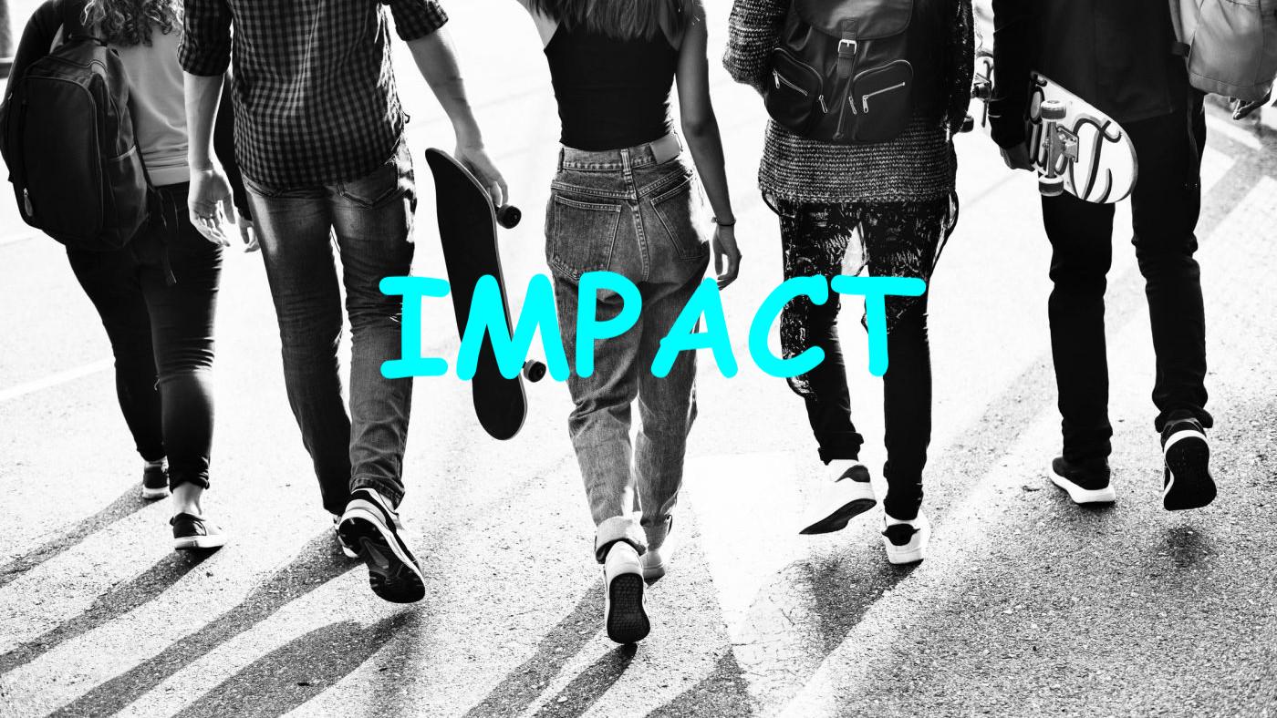 Uitbreiding IMPACT (tieners)